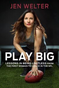 Masterclass with Dr. Jen Welter